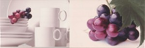 Poza 1 DECOR RACHEL 2 VIOLETTE/ROSE